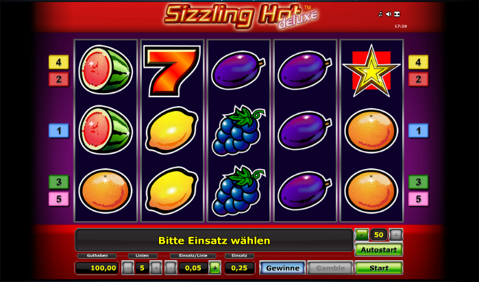 play free casino games online for free sizzling hot kostenlos spielen